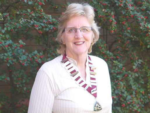 sans souci speakers club (solihull) president